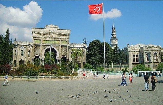 Karşılaştırmalı fotoğraflarla İstanbul'un dünü bugünü 13
