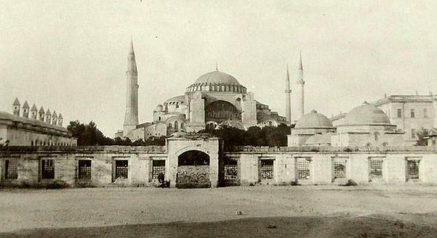 Karşılaştırmalı fotoğraflarla İstanbul'un dünü bugünü 14