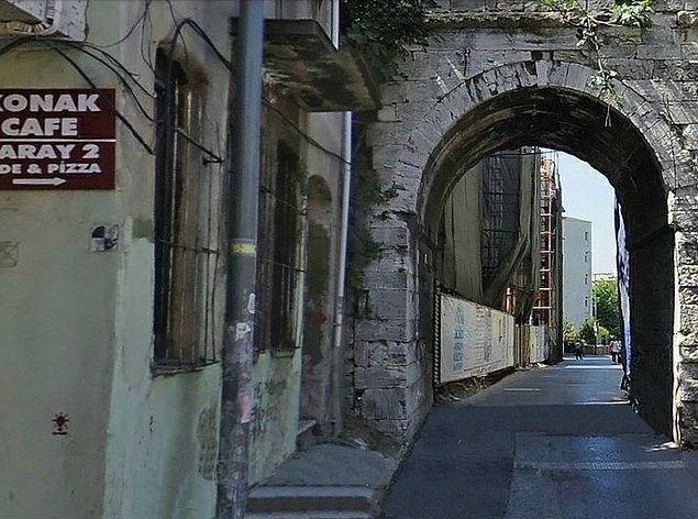 Karşılaştırmalı fotoğraflarla İstanbul'un dünü bugünü 19