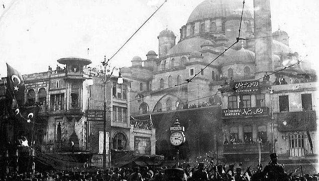 Karşılaştırmalı fotoğraflarla İstanbul'un dünü bugünü 2