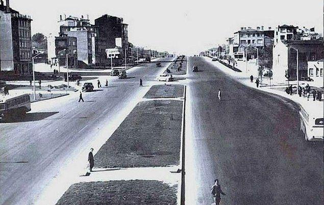 Karşılaştırmalı fotoğraflarla İstanbul'un dünü bugünü 20