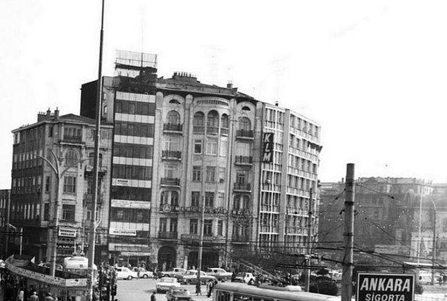 Karşılaştırmalı fotoğraflarla İstanbul'un dünü bugünü 22