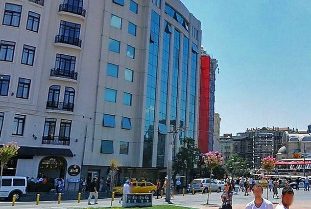 Karşılaştırmalı fotoğraflarla İstanbul'un dünü bugünü 23