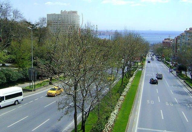 Karşılaştırmalı fotoğraflarla İstanbul'un dünü bugünü 27