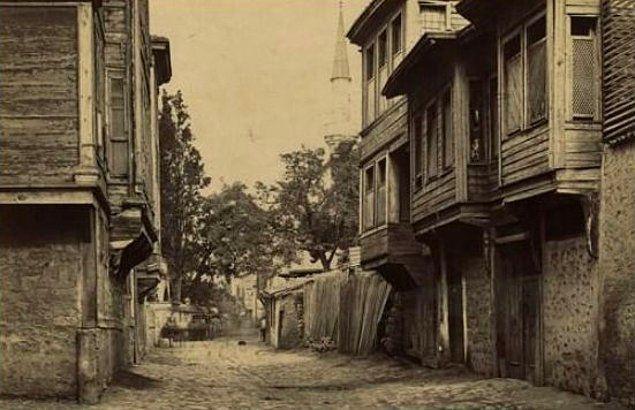 Karşılaştırmalı fotoğraflarla İstanbul'un dünü bugünü 28