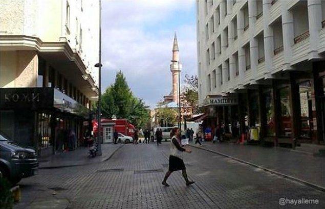 Karşılaştırmalı fotoğraflarla İstanbul'un dünü bugünü 29