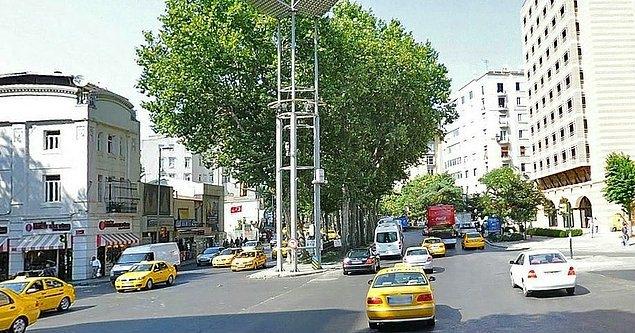 Karşılaştırmalı fotoğraflarla İstanbul'un dünü bugünü 33