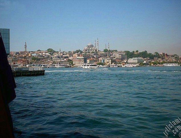 Karşılaştırmalı fotoğraflarla İstanbul'un dünü bugünü 35