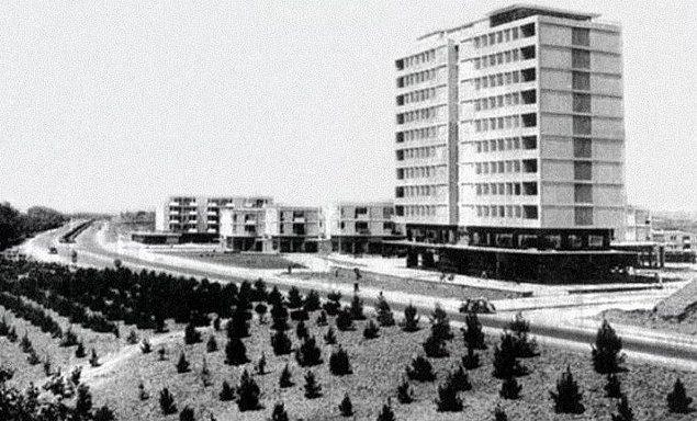 Karşılaştırmalı fotoğraflarla İstanbul'un dünü bugünü 38