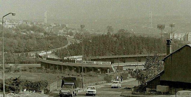 Karşılaştırmalı fotoğraflarla İstanbul'un dünü bugünü 40