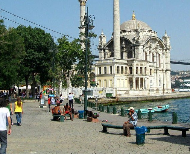 Karşılaştırmalı fotoğraflarla İstanbul'un dünü bugünü 43