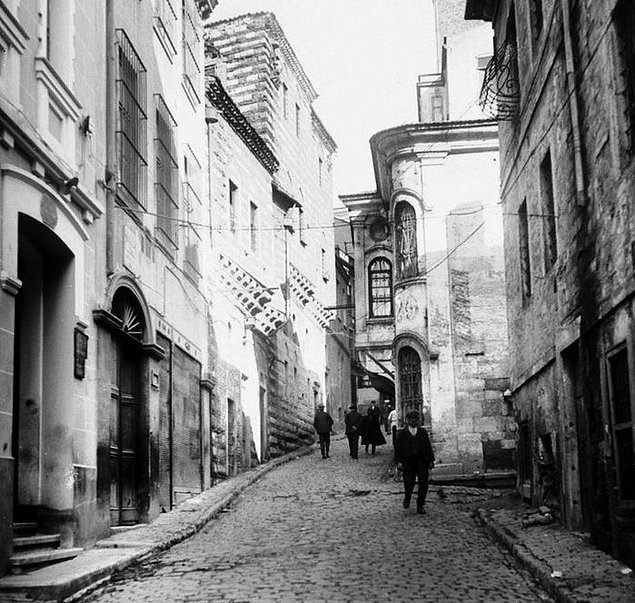 Karşılaştırmalı fotoğraflarla İstanbul'un dünü bugünü 44