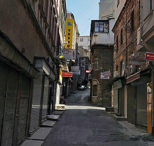 Karşılaştırmalı fotoğraflarla İstanbul'un dünü bugünü 45