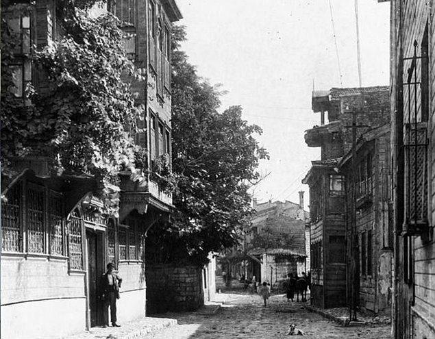 Karşılaştırmalı fotoğraflarla İstanbul'un dünü bugünü 46