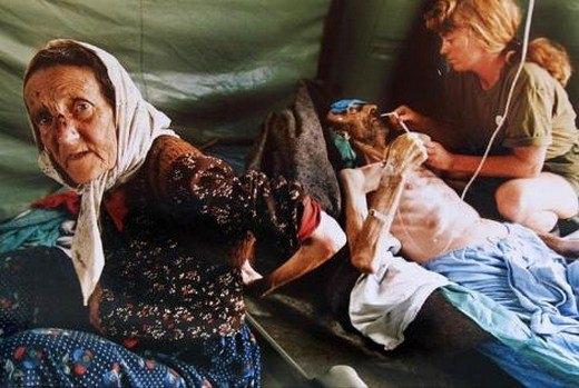 Srebrenitsa katliamının korkunç fotoğrafları 10