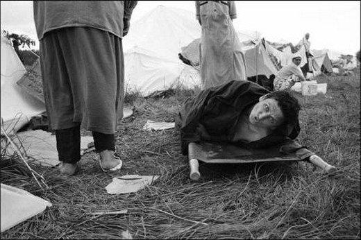 Srebrenitsa katliamının korkunç fotoğrafları 11
