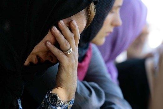Srebrenitsa katliamının korkunç fotoğrafları 20