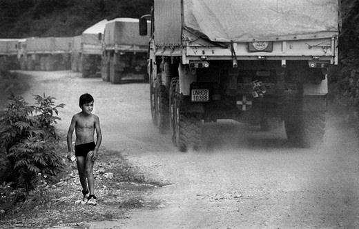 Srebrenitsa katliamının korkunç fotoğrafları 7