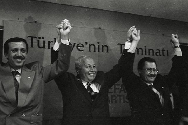 Siyasilerin görmediğiniz arşiv fotoğrafları 68