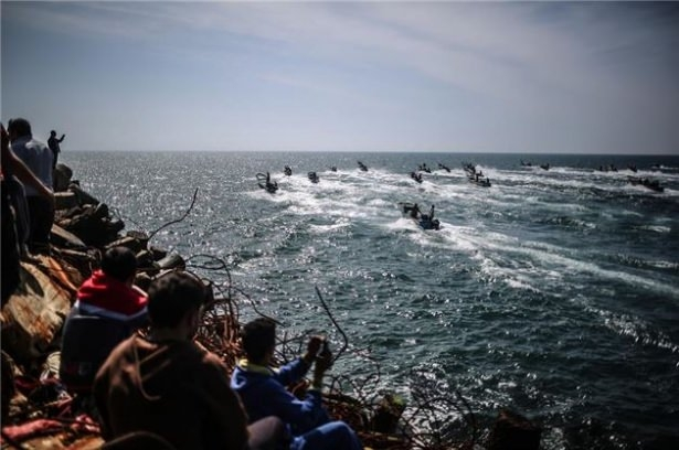 Yıllar sonra Gazze'de bir ilk 1