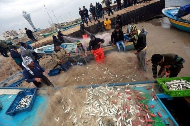 Yıllar sonra Gazze'de bir ilk 11