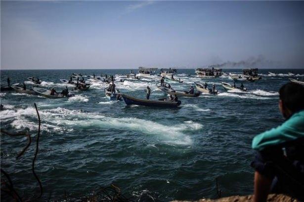 Yıllar sonra Gazze'de bir ilk 4