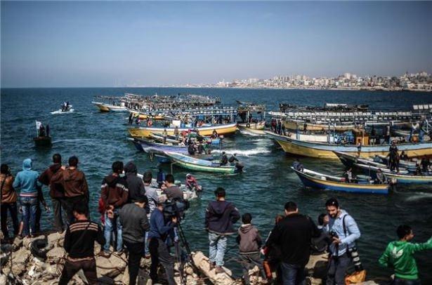 Yıllar sonra Gazze'de bir ilk 9