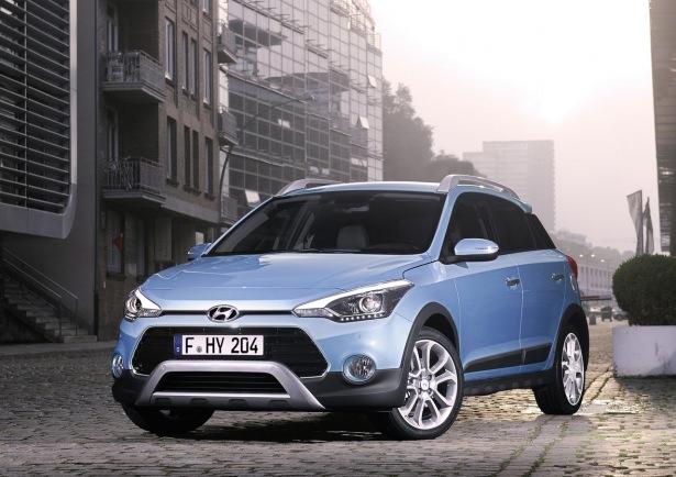 Hyundai i20 Active satışa sunuldu 1