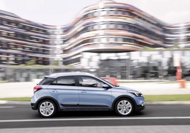 Hyundai i20 Active satışa sunuldu 7
