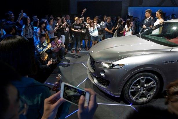Son model araçlar görücüye çıktı 100