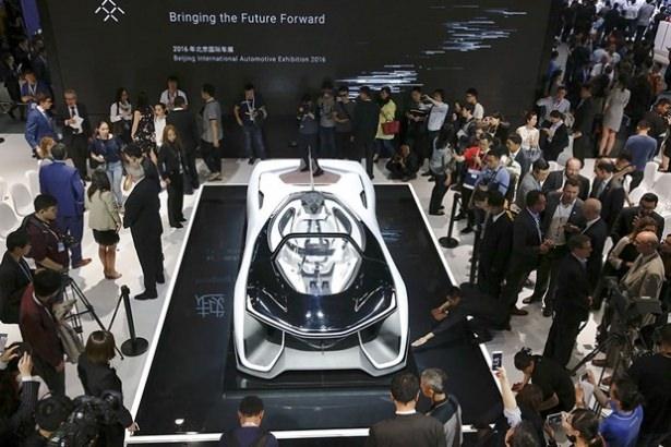 Son model araçlar görücüye çıktı 108