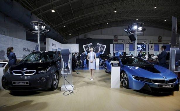 Son model araçlar görücüye çıktı 120
