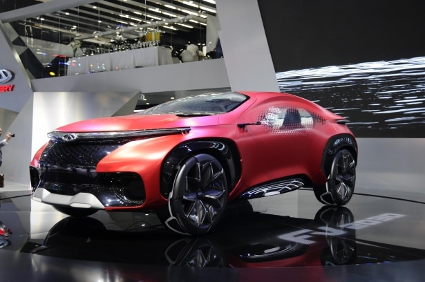 Son model araçlar görücüye çıktı 126
