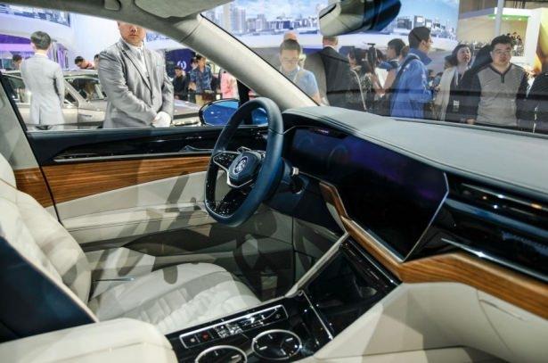 Son model araçlar görücüye çıktı 160