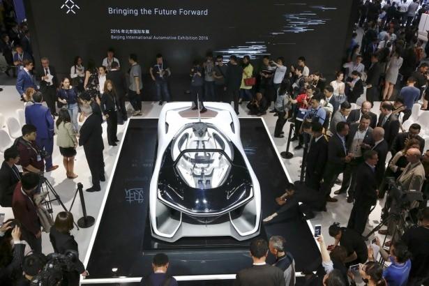 Son model araçlar görücüye çıktı 36