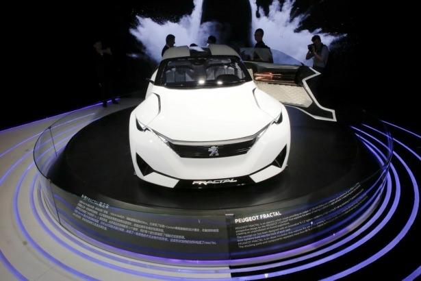 Son model araçlar görücüye çıktı 64