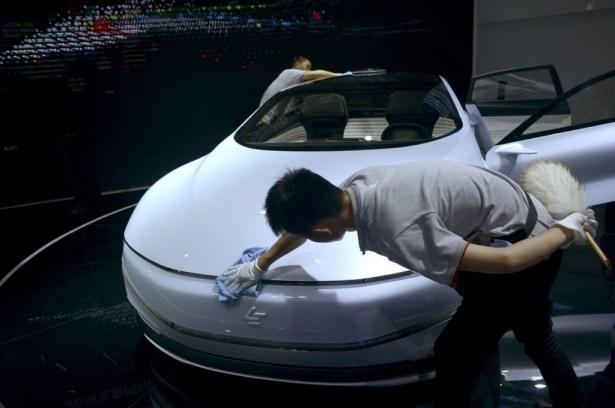 Son model araçlar görücüye çıktı 79