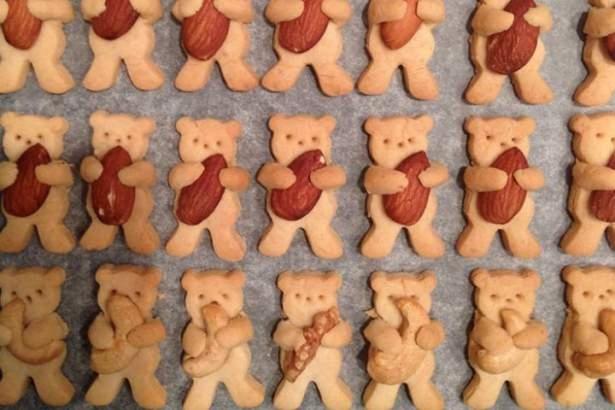 Gelmiş geçmiş en güzel tatlıları onlar yapar... 20