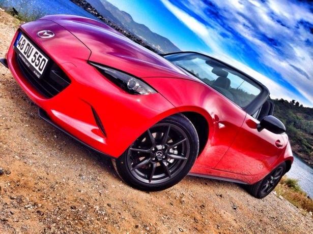 Mazda MX-5'i test ettik 1
