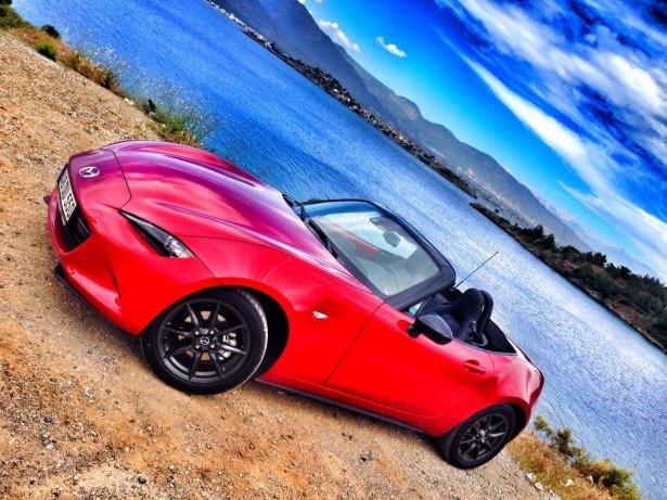 Mazda MX-5'i test ettik 3