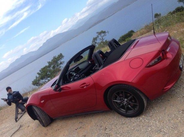 Mazda MX-5'i test ettik 4
