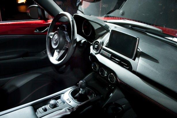 Mazda MX-5'i test ettik 6