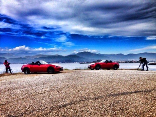 Mazda MX-5'i test ettik 7