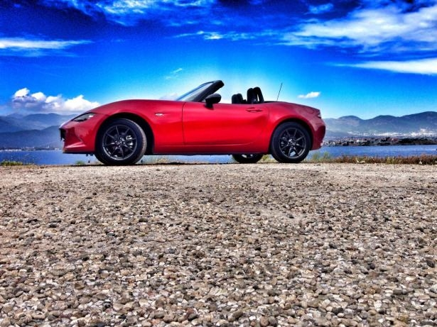 Mazda MX-5'i test ettik 8