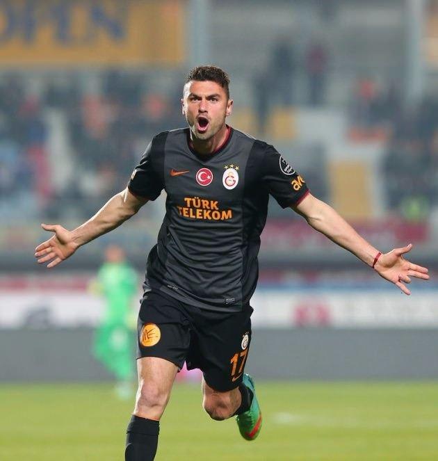 Süper Lig'in gol kralları 5
