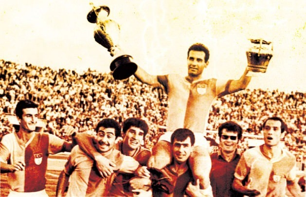 Süper Lig'in gol kralları 60