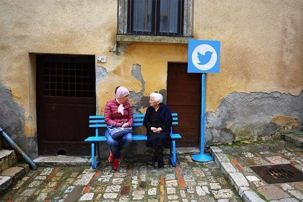 Şaşırtan 'Sosyal medya köyü' 1
