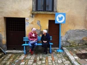 Şaşırtan 'Sosyal medya köyü'