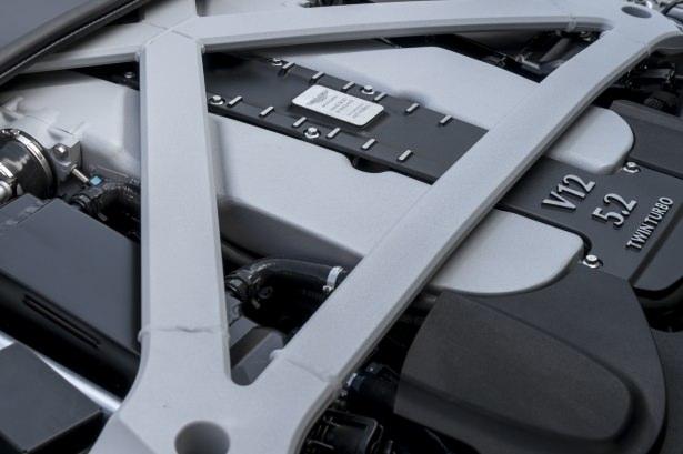 Aston Martin DB11 Türkiye'ye geliyor 10