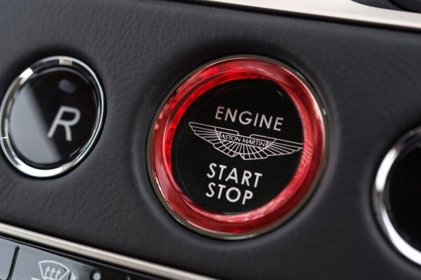 Aston Martin DB11 Türkiye'ye geliyor 11